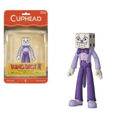 Funko Cuphead King Dice Action Figure
