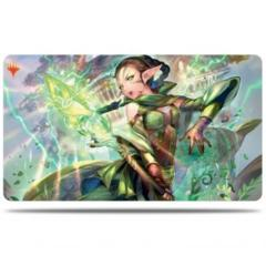War of the Spark Alternate Art Playmat - Nissa for Magic: The Gathering