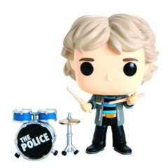 The Police Stewart Copeland Pop! Vinyl Figure