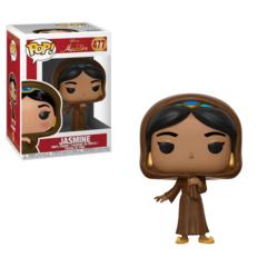 Aladdin Jasmine in Disguise Pop! Vinyl Figure