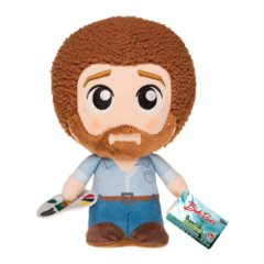 Funko Bob Ross SuperCute Plush