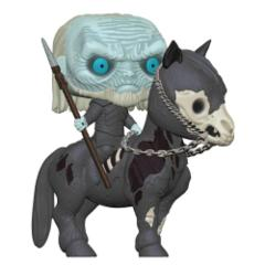 Mounted White Walker Pop! Vinyl Figure