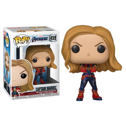 Avengers: Endgame Captain Marvel Pop! Vinyl Figure