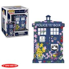 Doctor Who Clara Memorial TARDIS 6-Inch Pop! Vinyl