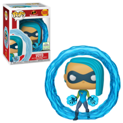 The Incredibles 2 Voyd Spring Convention Exclusive Pop! Vinyl Figure