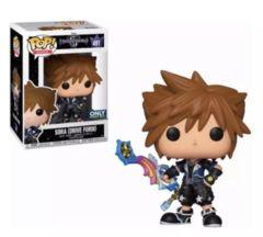 Kingdom Hearts Sora (Drive Form) Best Buy Exclusive Pop Vinyl Figure