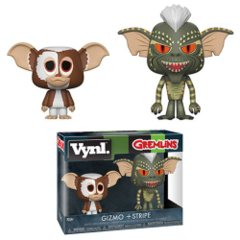 Gremlins Gizmo and Stripe VYNL Figure 2-Pack
