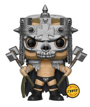 WWE Triple H Skull King Chase Pop Vinyl Figure