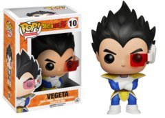 Dragon Ball Z Vegeta Pop Vinyl 10