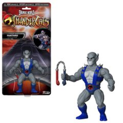 ThunderCats Panthro Savage World Action Figure