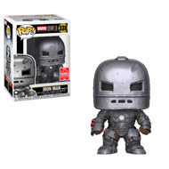 Marvel Studios Iron Man Mark 1 Summer Convention Exclusive Pop! Vinyl Figure