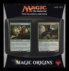 Magic Origins Clash Pack