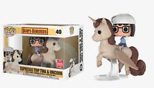 Bob's Burgers Espresso Trip Tina and Unicorn Summer Convention Exclusive Pop! Vinyl Figure