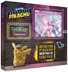 Detective Pikachu Mewtwo GX Case File (Pokemon)