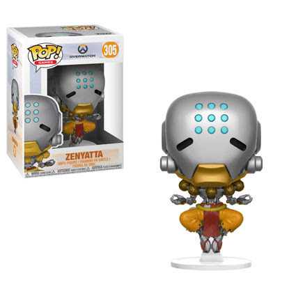 Overwatch Zenyatta Pop Vinyl Figure