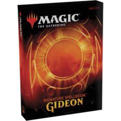 Magic the Gathering Signature Spellbook - Gideon