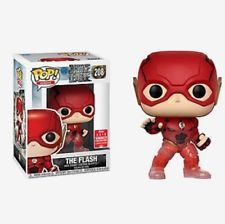 Justice League Movie The Flash Summer Convention Exclusive Pop! Vinyl Figure