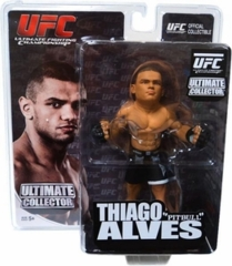 UFC Thiago Pitbull Alves Ultimate Collector Series 7 Figure