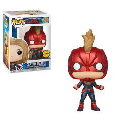 Captain Marvel Pop! Vinyl Figure Chase Edition