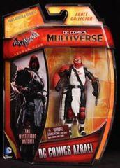 DC Multiverse Batman Arkham City Azrael figure