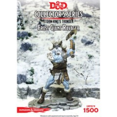 Dungeons & Dragons Collector's Series: Storm King's Thunder - Frost Giant Ravager