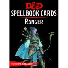 Dungeons & Dragons: Ranger Spellbook Cards (Fifth Edition) (2017 Edition) Dungeons & Dragons: Ranger Spellbook Cards (Fifth Edit