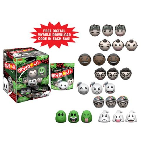 Ghostbusters Mymoji Mini-Figure Blind Box