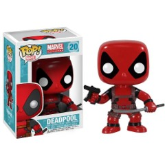 Deadpool Marvel Pop Vinyl 20
