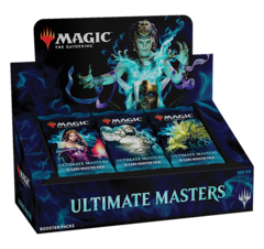 Ultimate Masters Booster Box Pre-Order (Shipping December 7th)