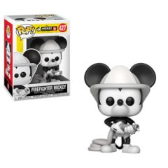 Firefighter Mickey Funko Pop Vinyl