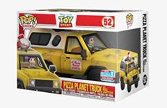 Toy Story Pizza Planet Truck Fall Exclusive Pop Vinyl Figure