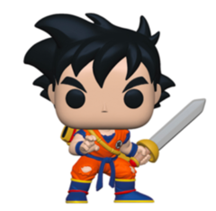 Dragon Ball Z Gohan w/ Sword GameStop Exclusive Pop Vinyl Figure