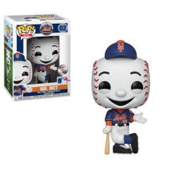 MLB New York Mets Mr. Met Pop! Vinyl Figure