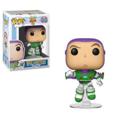 Disney Toy Story 4 Buzz Lightyear Pop! Vinyl Funko