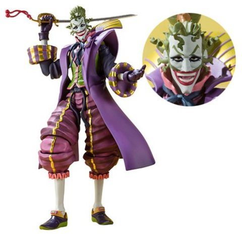 Batman Ninja The Joker Demon King of the Sixth Heaven SH Figuarts Action Figure