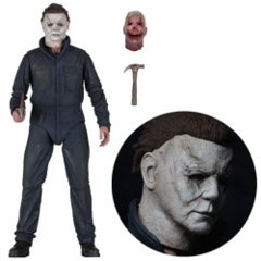 NECA Halloween 2018 Michael Myers 1:4 Scale Action Figure