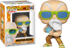 Dragon Ball Super Master Roshi Max Power Specality Series Funko Pop! Vinyl Figure.