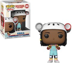 Stranger Things 3 Erica Pop! Vinyl Figure