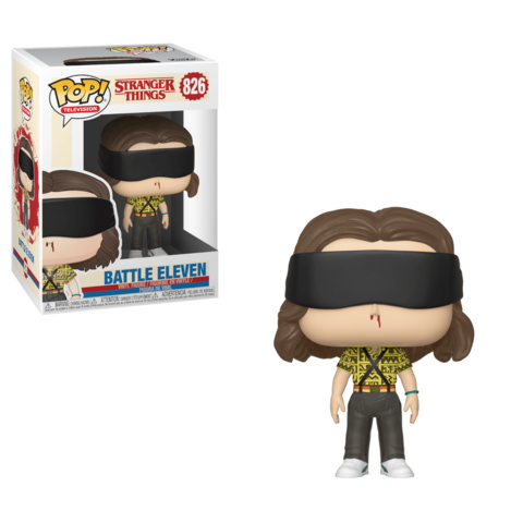 Stranger Things 3 Battle Eleven Pop! Vinyl Figure