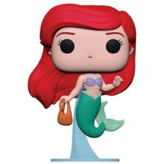 Little Mermaid Ariel with Bag Pop! Vinyl Figure