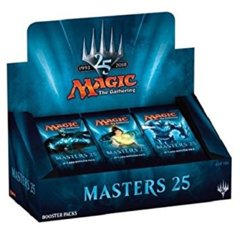 Masters 25 Booster Box (Available on Friday, March 16 2018)