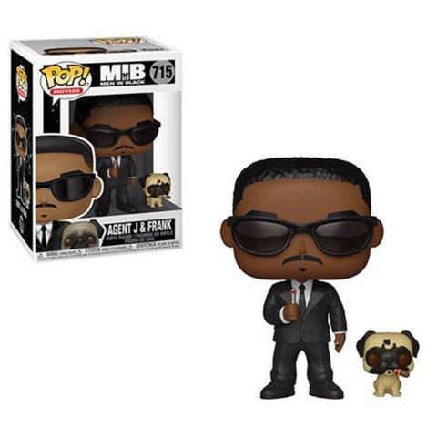 Men In Black Agent J and Frank Pop! Vinyl Figure