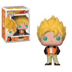 Dragon Ball Z Goku Casual Pop! Vinyl Figure #527