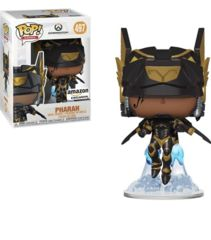 Overwatch Anubis Pharah Amazon Exclusive Pop Vinyl Figure