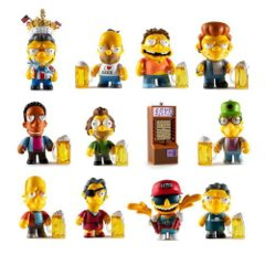 The Simpsons Moe's Tavern Mini-Figures Blind Box