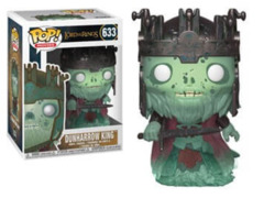 Lord of the Rings Dunharrow King Pop! Vinyl Figure