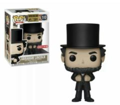 American History Abraham Lincoln Target Exclusive Pop Vinyl Figure