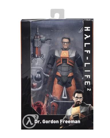 NECA Half-Life Gordon Freeman Action Figure