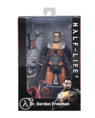 NECA Half-Life Gordon Freeman Action Figure