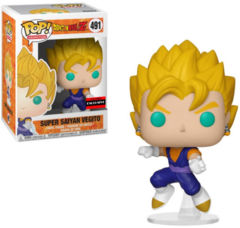 Dragon Ball Z Super Saiyan Vegito AAA Anime Exclusive Pop Vinyl Figure